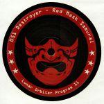 Red Mask Samurai