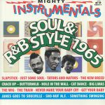 Mighty Instrumentals Soul & R&B Style 1965 (Record Store Day 2020)