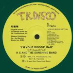I'm Your Boogie Man (reissue)