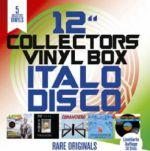 """12"""" Collector's Vinyl Box: Italo Disco"""
