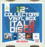 12'' Collector's Vinyl Box: Italo Disco