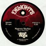 Magenta Skyline