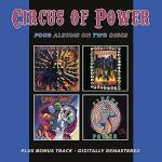 Circus Of Power/Vices/Magic & Madness/Live At The Ritz