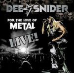 For The Love Of Metal: Live