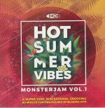 Hot Summer Vibes Monsterjam Vol 1 (Strictly DJ Only)