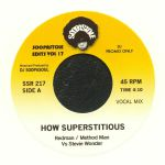 How Superstitious (reissue)