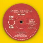 Am I Gonna Be The One (reissue)