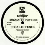Burnin' (reissue)