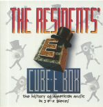 Cube E Box: The History Of American Music In 3 E Z Pieces