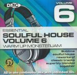 DMC Essential Soulful House Warm Up Monsterjam Volume 6 (Strictly DJ Only)