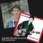 Jackrabbit Slim/Alive On Arrival (40th Anniversary Edition)