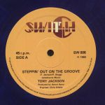 Steppin' Out On The Groove (reissue)