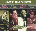 Jazz Pianists: The Best Of Four Of A Kind