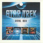 Star Trek Vinyl Box (Soundtrack) (Deluxe Edition)