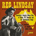 Australia's Country Music Star Of Radio TV Records & The International Stage: A Selection Of Singles 1958-1962