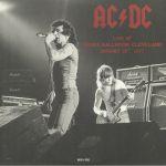 Live At Agora Ballroom Cleveland August 22nd 1977