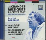 La Cloche Tibetaine/Splendeurs Et Miseres Des Courtisanes (Soundtrack)