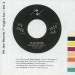 "We Jazz Records 7"" Singles Box: Vol 2"