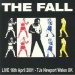 Live TJ's Newport Wales UK 16th April 2001