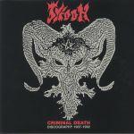 Criminal Death: Discography 1987-1992