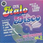 ZYX Italo Disco New Generation: Vinyl Edition Vol 2