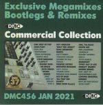 DMC Commercial Collection January 2021: Exclusive Megamixes Bootlegs & Remixes (Strictly DJ Only)