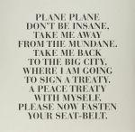 Plane/Talea