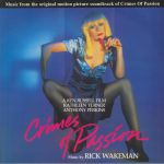 Crimes Of Passion (Soundtrack) (reissue)