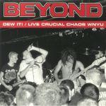 Dew It/Live Crucial Chaos WNYU