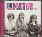 She Wants You! Pye Records' Feminine Side 1964-1970