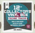 12 Inch Collector's Vinyl Box: Techno Tracks