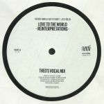 Love To The World: Theo Parrish Reinterpretations