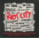 Riot City: Complete Singles Collection The Sound Of UK 82