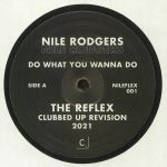 Do What You Wanna Do (The Reflex mixes)