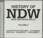 History Of NDW: Neue Deutsche Welle Volume 2