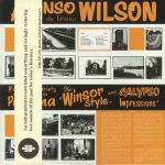 Fantastic Variety In The Music Of Panama: The Winsor Style & Calypso Impressions
