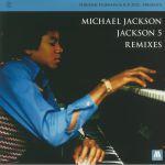 Michael Jackson/Jackson 5 remixes (reissue)