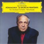 Igor Stravinsky: Petrouchka/Le Sacre Du Printemps