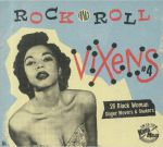 Rock & Roll Vixens #4: 25 Black Woman Singer Movers & Shakers