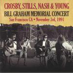 Bill Graham Memorial Concert San Francisco CA 3 Nov 91