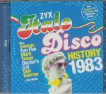 ZYX Italo Disco History: 1983