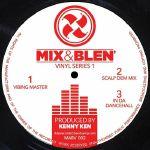 Mix & Blen Vinyl Series 1