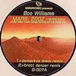Mars (2002 remixes)