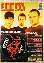 ATM Issue 63 (inc. Pendulum, Friction, Twisted Individual, Beatnuts, Chemical Brothers + CD mixed by Bryan Gee)