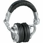 Technics RPDH1200 Headphones (silver)