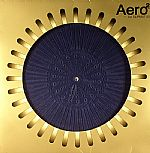 Aero 2 Slipmats (navy blue) (high-tech slipmats, create air pockets between record and slipmat. Eliminates flip-ups when pulling off record, scratch friendly, and hand washable)