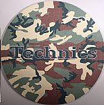 DJ Pro Slipmats (Army Camouflage)