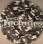 DJ Pro Slipmats (Urban Camouflage)