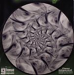 Glowtronics Organic Fractal Glow In The Dark Slipmats (pair)