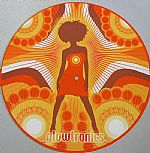 Glowtronics Retro Soul Glow In The Dark Slipmats (pair)